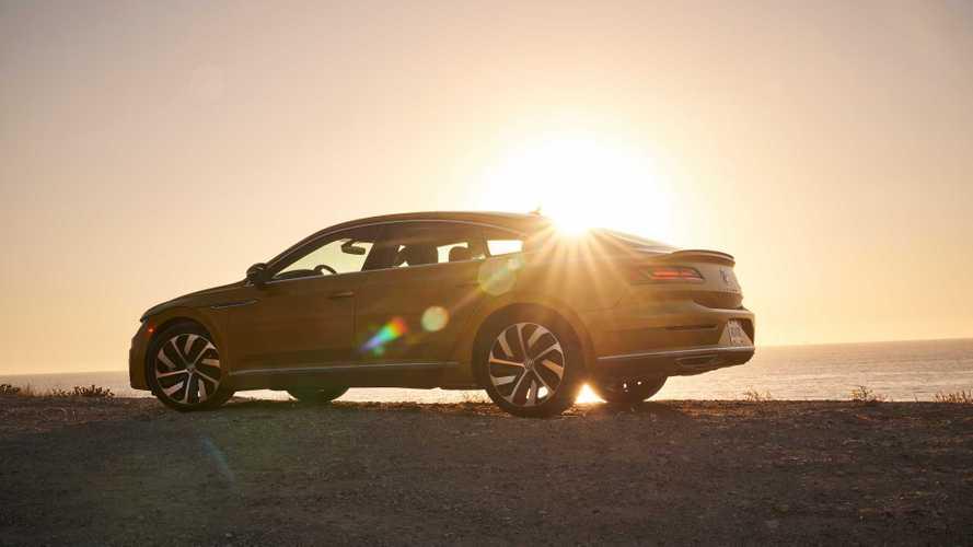 Volkswagen Arteon не сумел задержаться в России