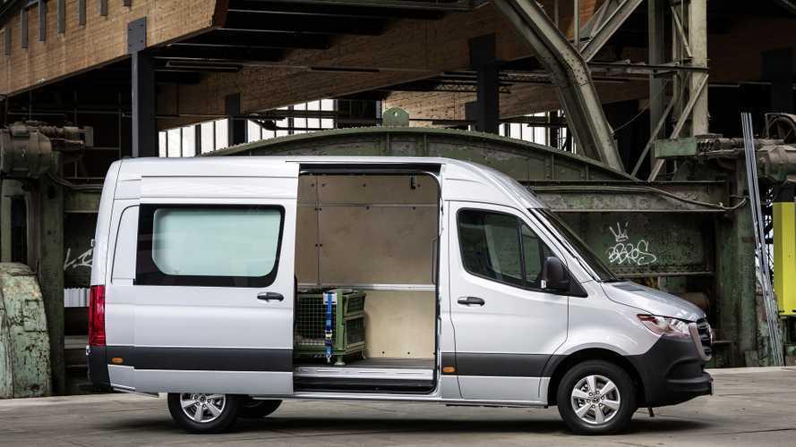 Consegne 4.0 con Mercedes-Benz Sprinter