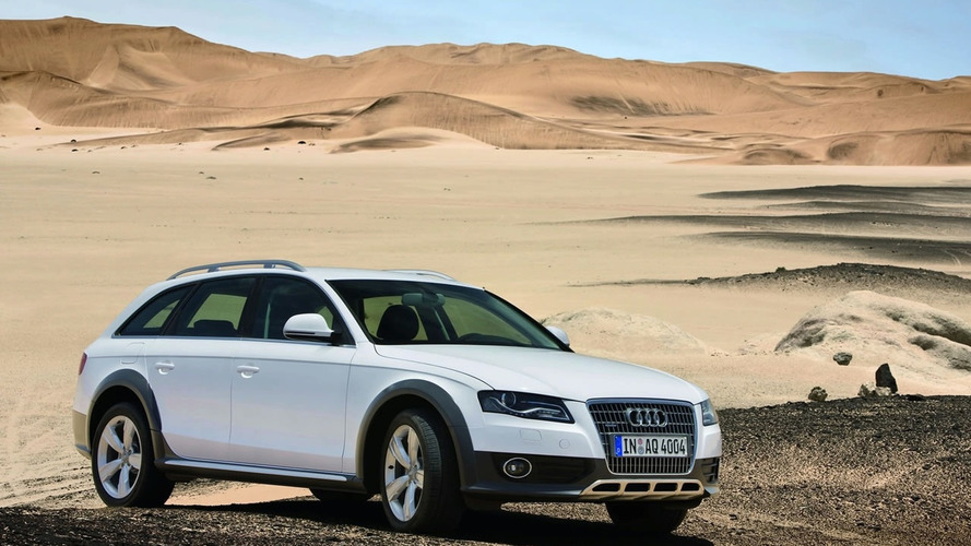 Audi A4 allroad quattro in Depth
