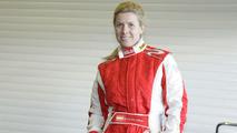 Maria de Villota, Superleague Formula, Jerez, Spain, 11.23.2008