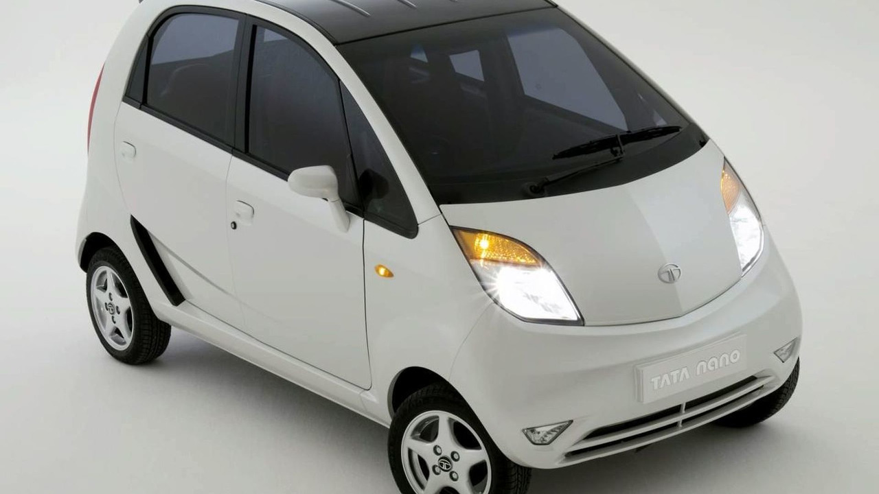 Tata Nano - 1280