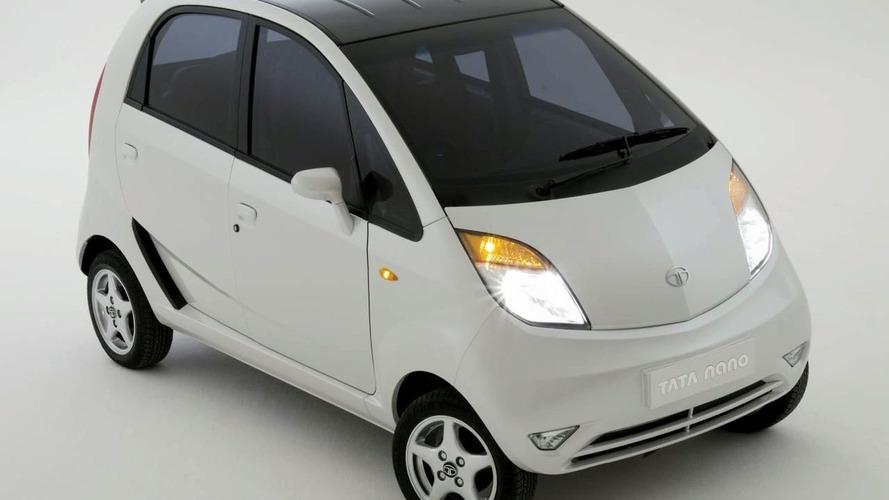 U.S. Bound Tata Nano Faces Considerably Higher Price Tag