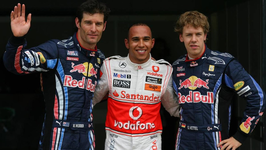 2010 Canadian Grand Prix Qualifying - RESULTS