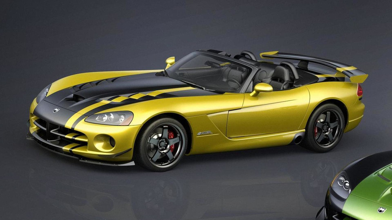 Dodge Viper Srt10 Acr Roadster Developed Specifically With Woodhouse In Blair Neb Featuring A Race Yellow Clear Coat Exterior Driver S