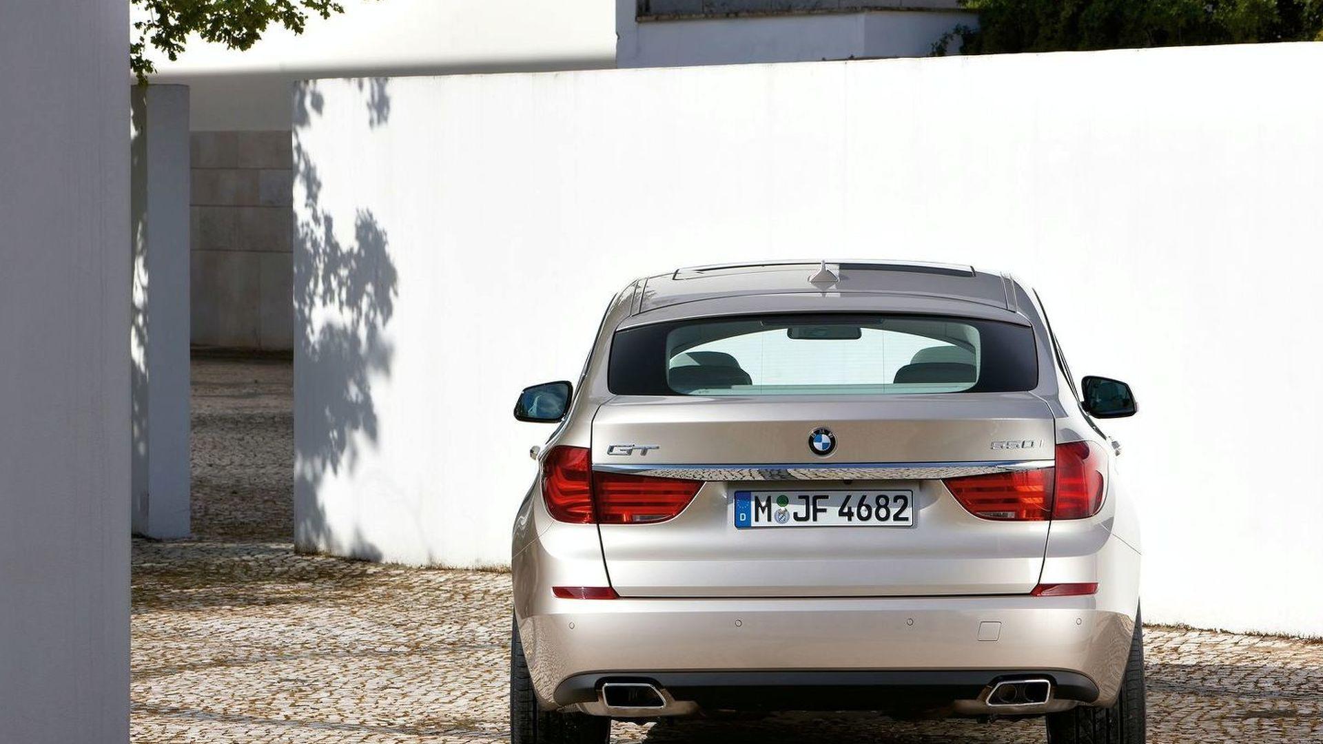 BMW 535i GT: New Single Turbo VALVETRONIC N55 Engine | Motor1 com Photos