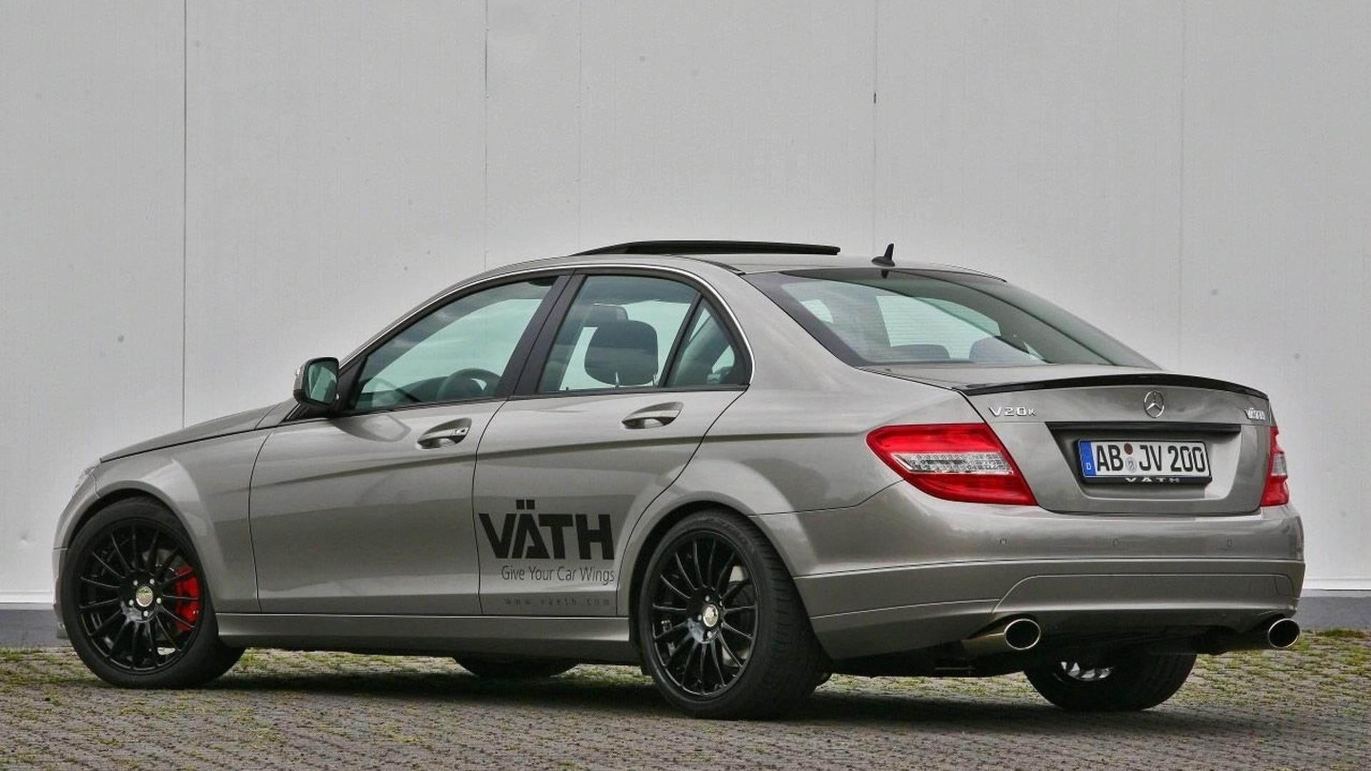 Vath V18k Mercedes Benz C Class Based On C200