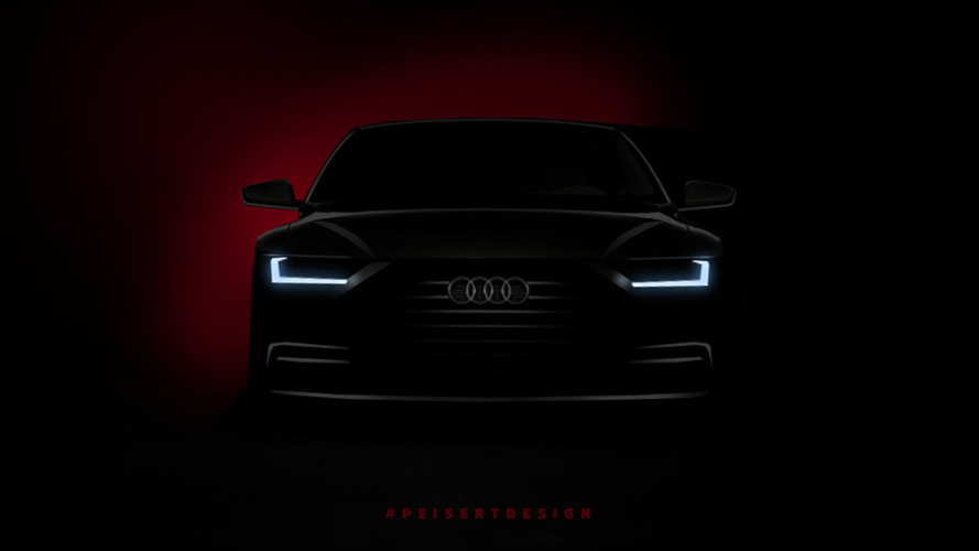 2018 Audi A8 Rendering