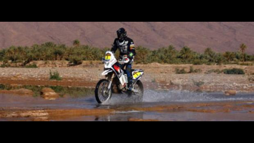 Africa Eco Race 2010: supporto ufficiale Ktm