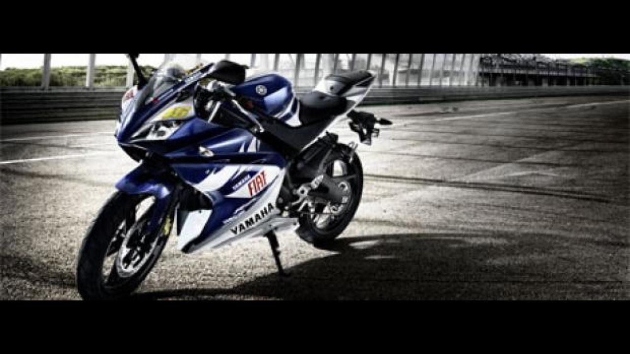 Yamaha R125 Team Yamaha Race Replica