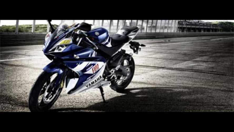 Yamaha R125 Team Yamaha Race Replica