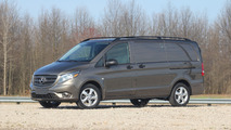 2017 Mercedes-Benz Metris: Review