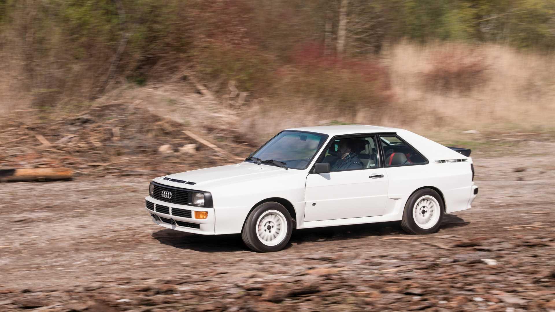 Audi Sport Quattro >> 1985 Audi Sport Quattro Sizin De Olabilir