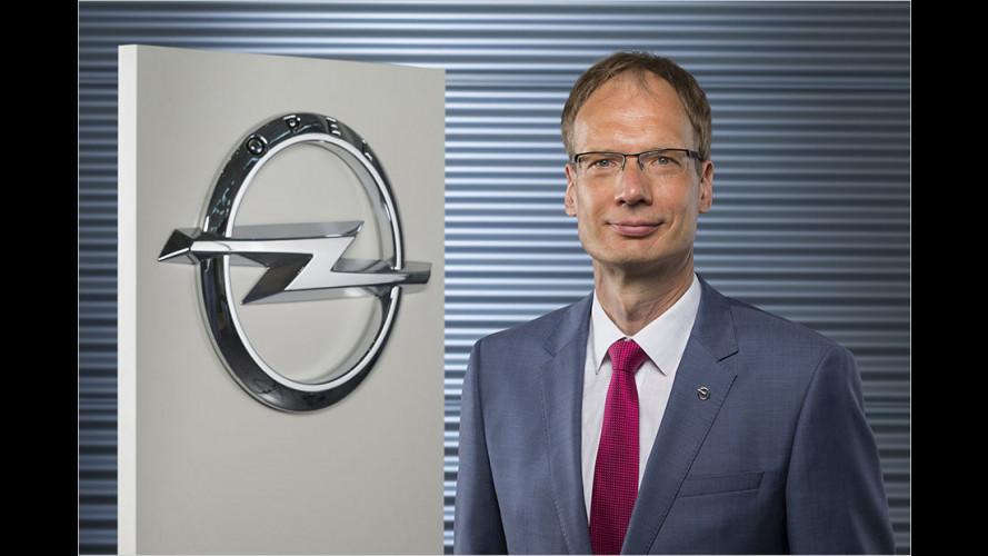 Ein neuer Chef für Opel