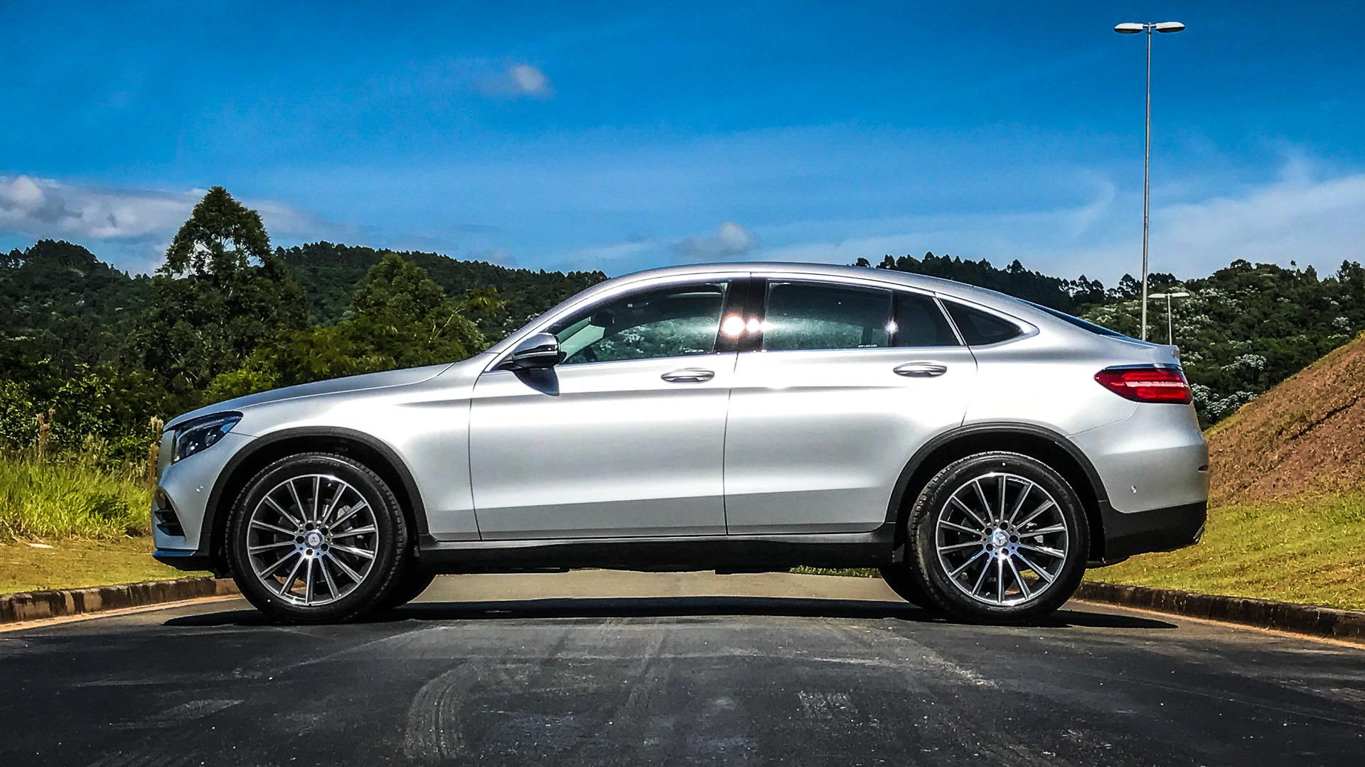 Video Avaliacao Novo Mercedes Benz Glc 250 Coupe E Opcao Invocada Ao Suv Tradicional