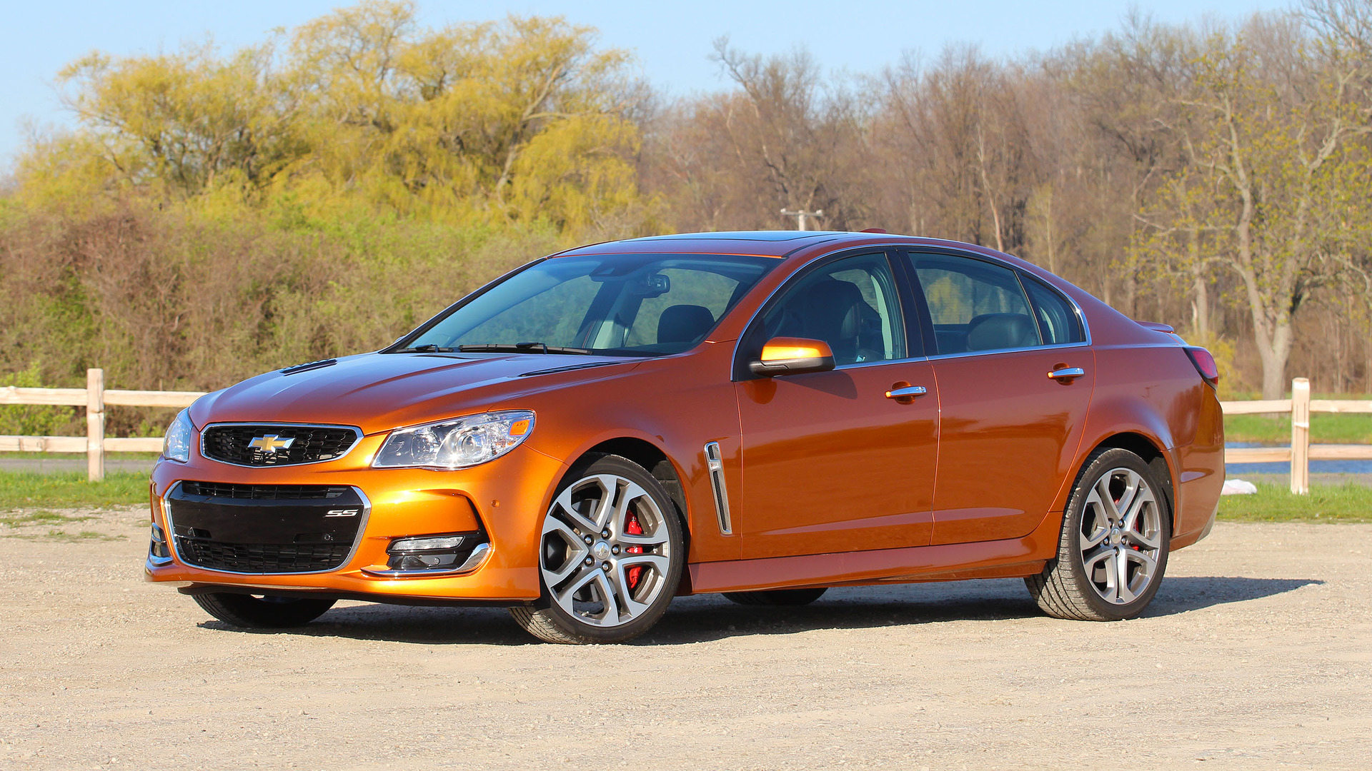2017 Chevy Ss >> 2017 Chevy Ss Review Goodnight Sweet Prince