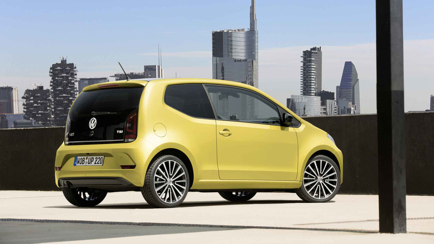 2016 Volkswagen Up Review