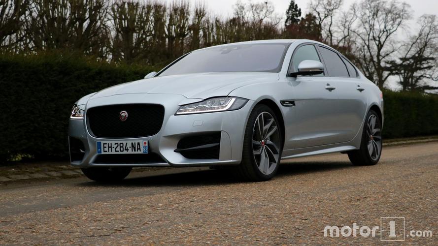 Jaguar ne compte pas abandonner les berlines