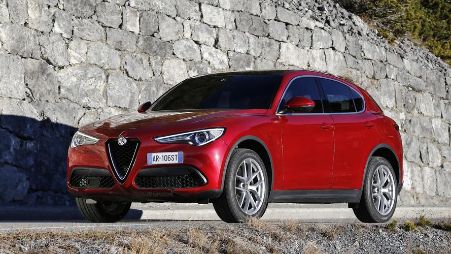 Alfa Romeo Stelvio получила обновлённый дизель