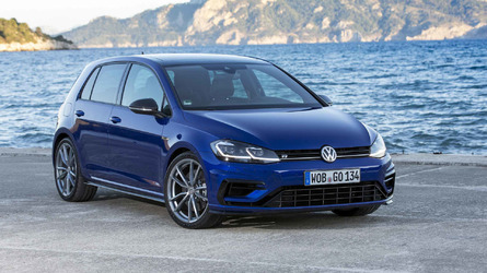 VW Golf R Plus Allegedly In The Works With Nearly 400 HP