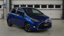 Toyota Yaris Hybrid Spirit