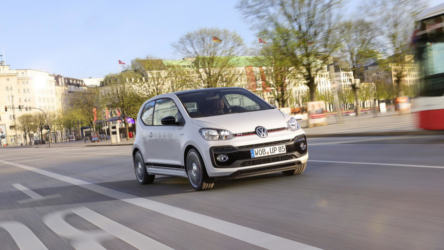 Hot Hatch Fans Rejoice, VW Up! GTI Goes On Sale In Europe