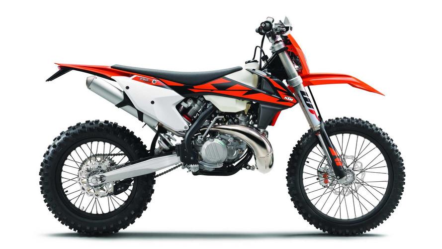 KTM 250 EXC TPI y KTM 300 EXC TPI 2T Inyección