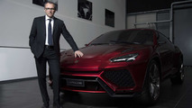 Lamborghini factory expansion for Urus SUV production