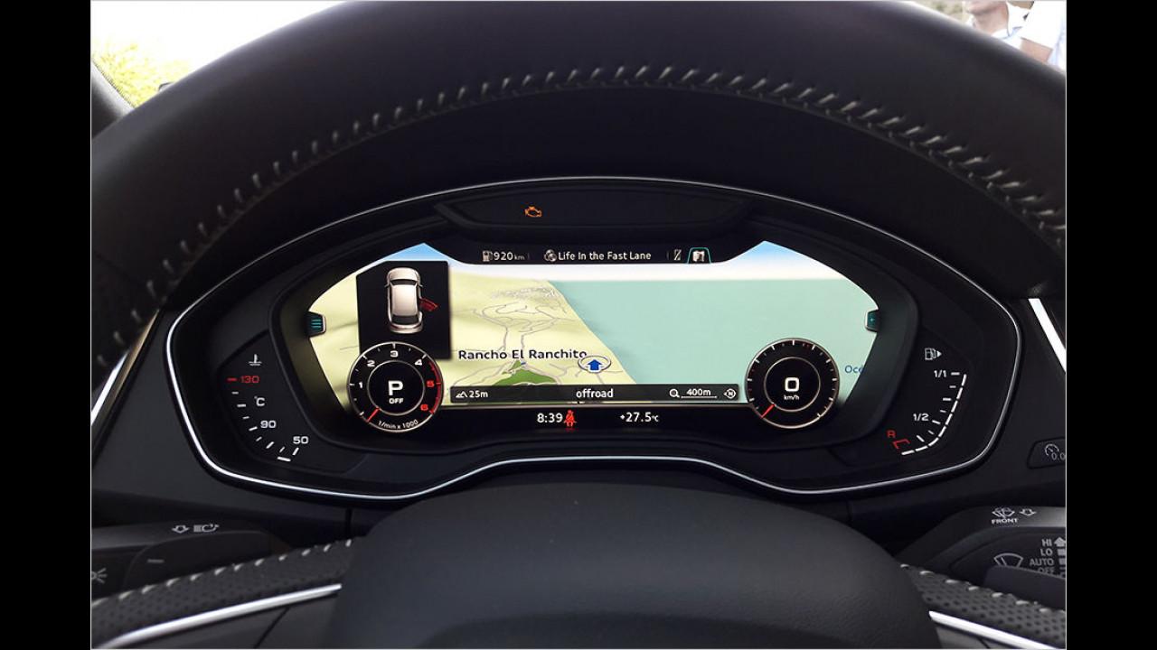Cockpit: Virtual Cockpit