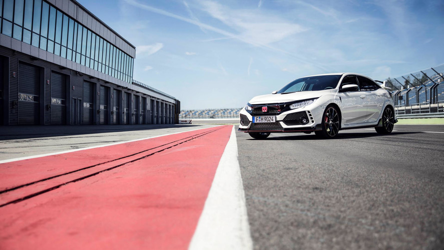 Honda Canned Civic Type R Auto Due To Weight