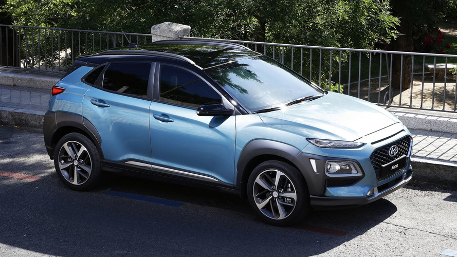 Hyundai Kona EV Could Rival Chevy Bolt With 240-Mile Range