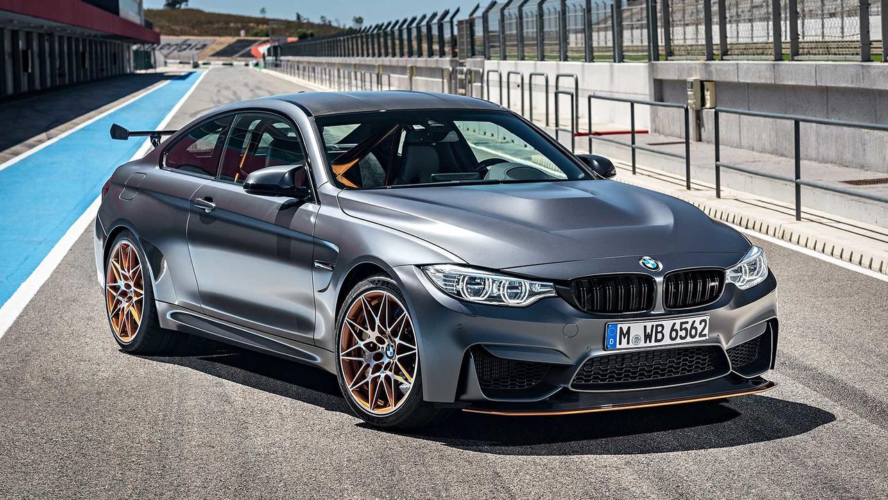 BMW M4 GTS - 1:22.4