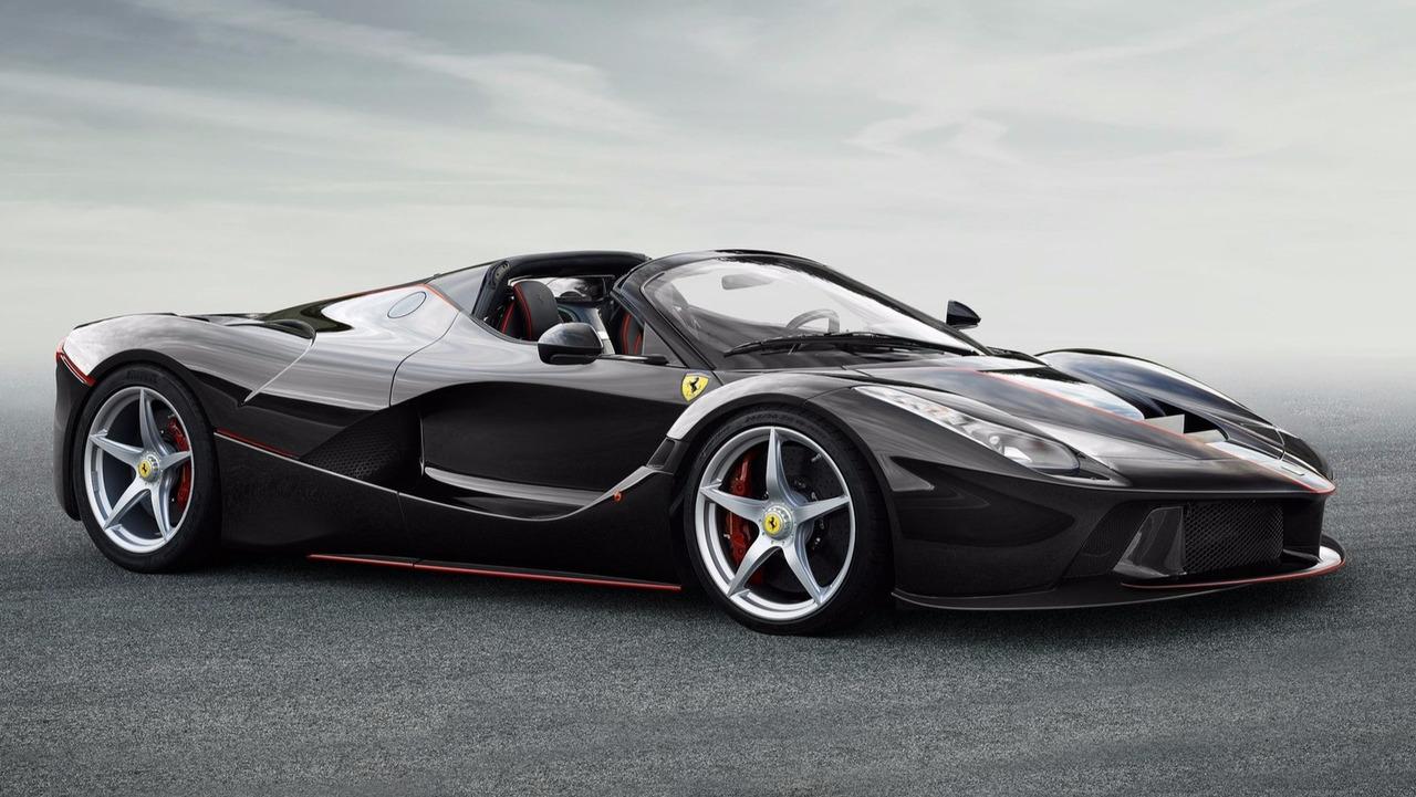 Ferrari Reveals 2018 2022 Roadmap With More Hybrid Models