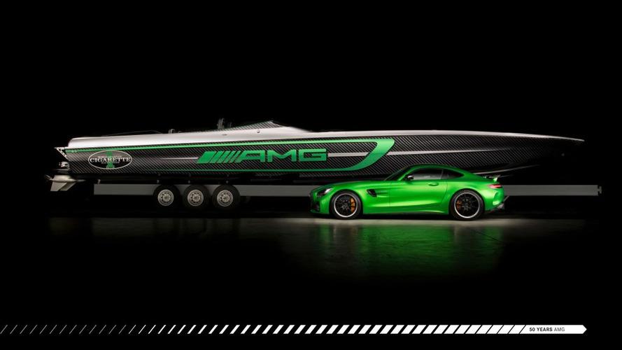 Marauder AMG inspiré de l'AMG GT R