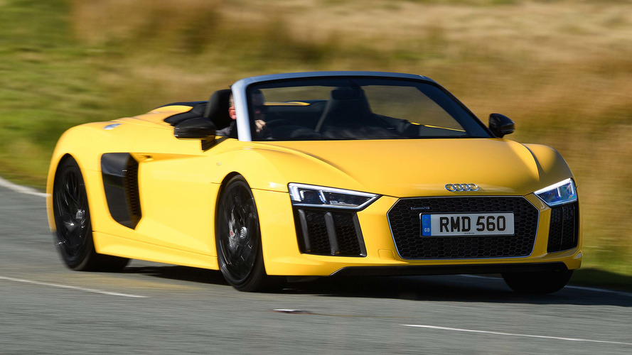 Audi R Review Usable Yet Spectacular - Audi r8 cost