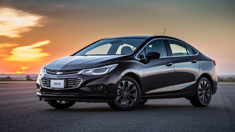 CARPLACE TV: aceleramos o novo Chevrolet Cruze 2017 na pista da GM