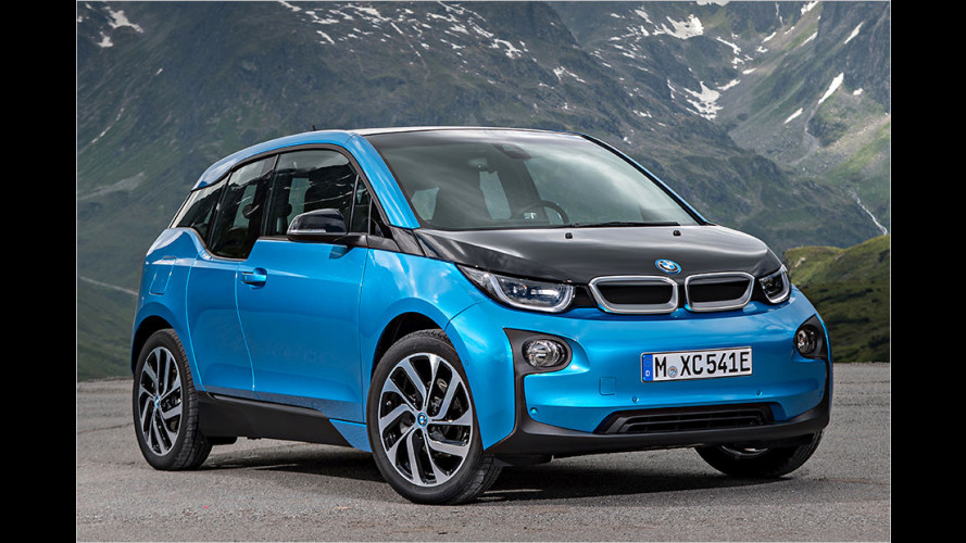 Im Bauch von BMW: Neues zu Elektroantrieb und autonomem Fahren