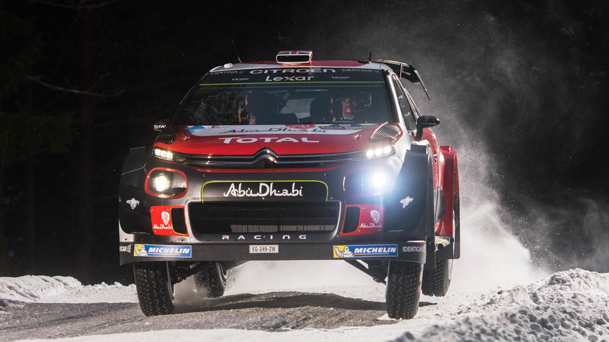 TV audience boost for new World Rally Championship