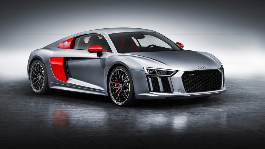 Önmagát ünnepli az Audi az R8 különleges kiadásával