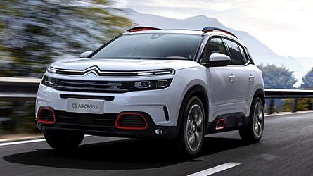 Citroën C5 Aircross, filtrado antes de su presentación