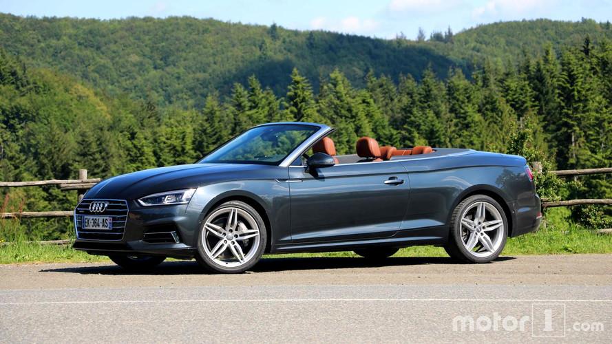 Un rappel d'1,16 million d'Audi dans le monde