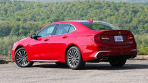 2018 Acura TLX: First Drive