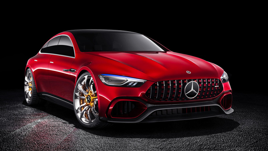 Mercedes-AMG GT73 Hybrid Rumored For 2020 With 800 HP