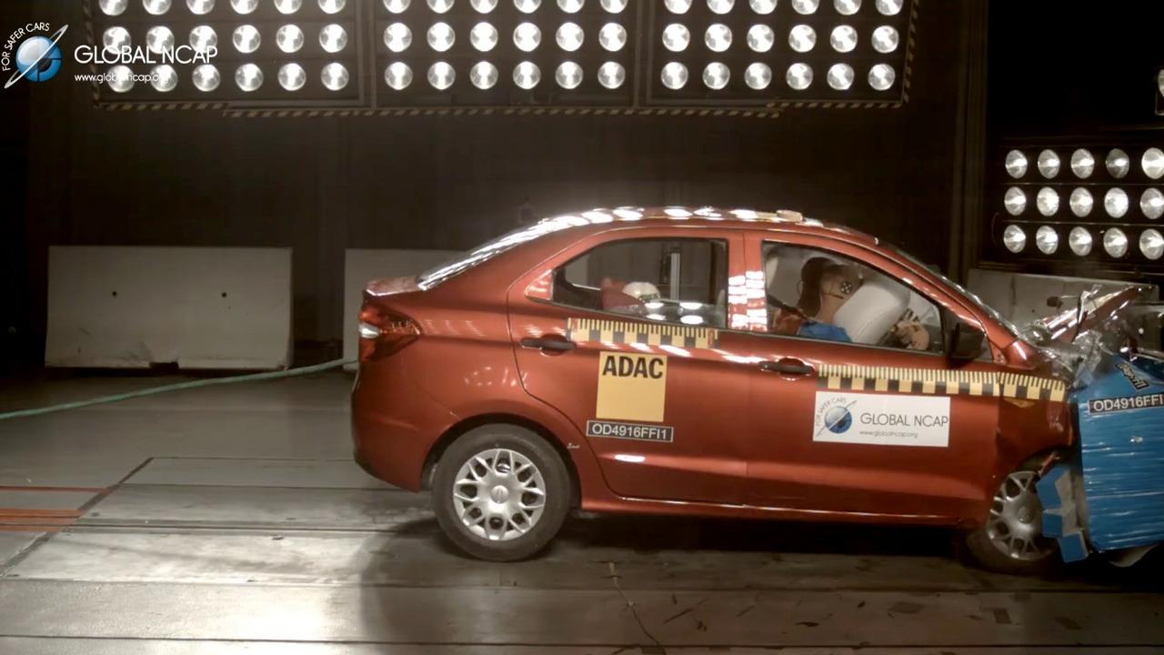 Ford Figo Aspire Ka sedan