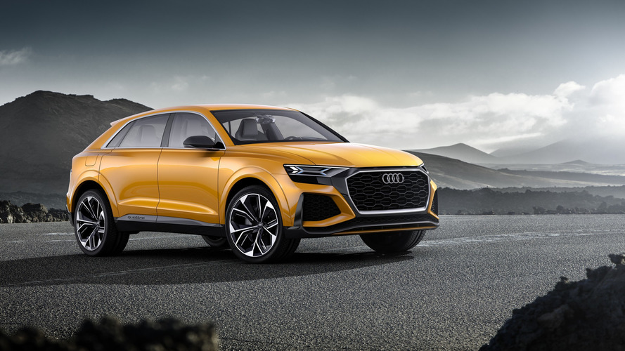 Electrified Audi Sport Models Coming