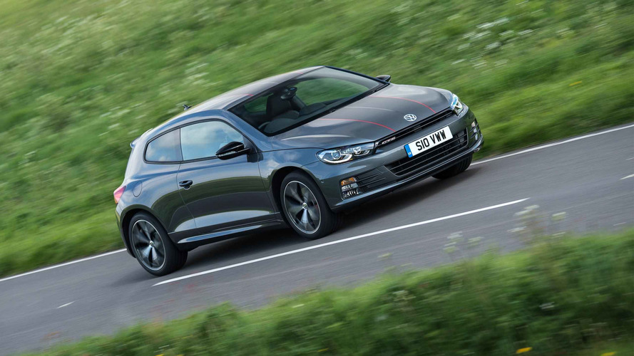 Egy korszak véget ért - a Volkswagen leállította a Scirocco gyártását