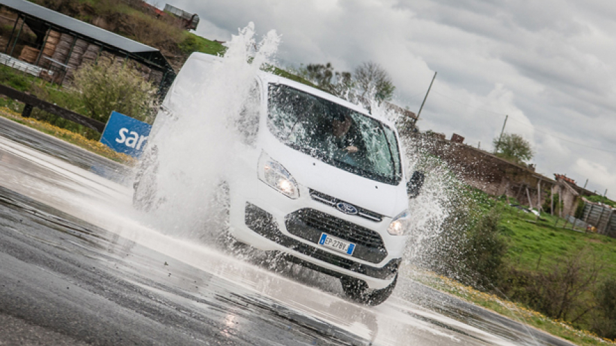 Matt Test Ford Transit Custom