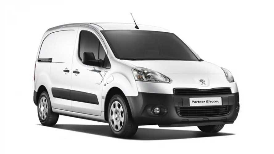 IAA 2012, Peugeot Partner elettrico