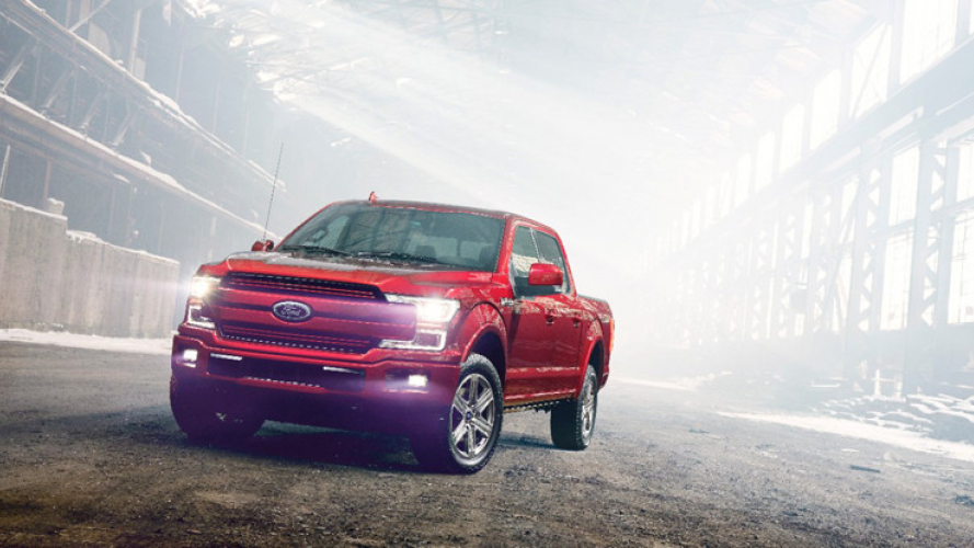 Nuovo Ford F-150