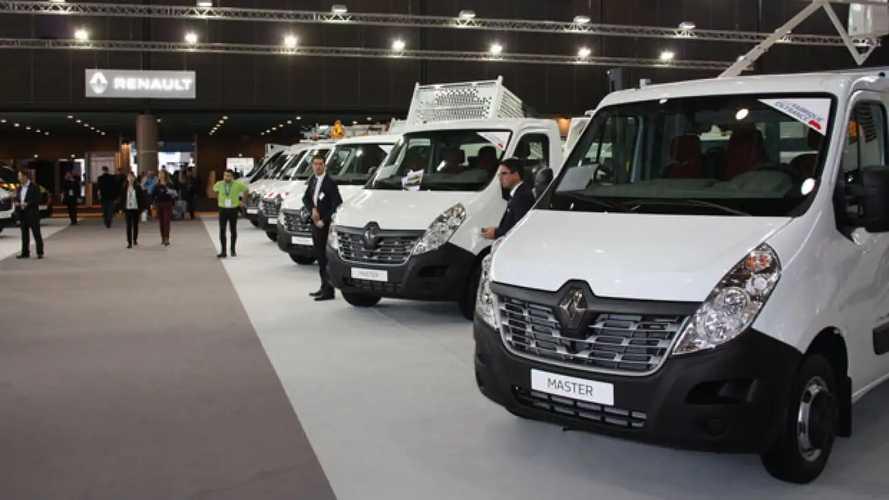 Trasformati Renault a Solutrans
