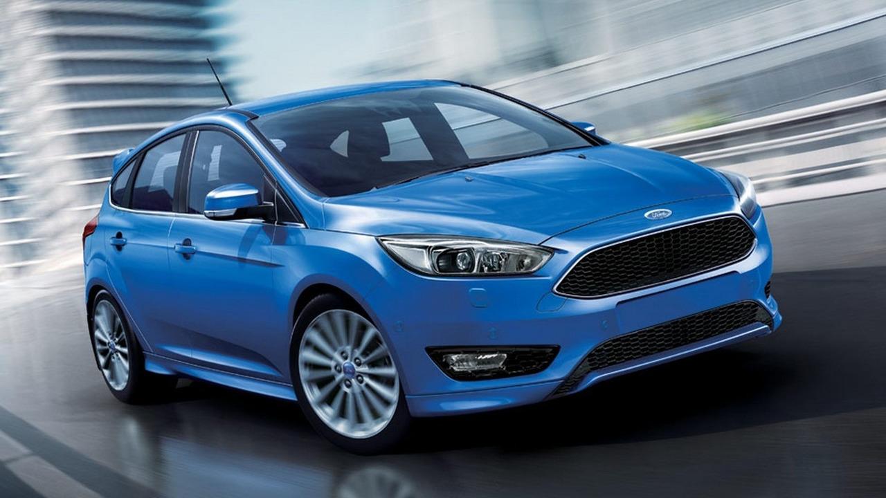 Ford Focus JDM Spec